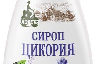 Сироп цикория Bionova