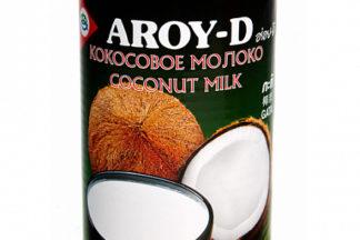 Кокосовое молоко Aroy-D 400 мл