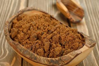 Сахар нерафинированный Muscovado Dark Brown