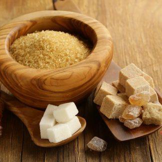 Сахар, подсластители, сиропы, топпинги, джемы