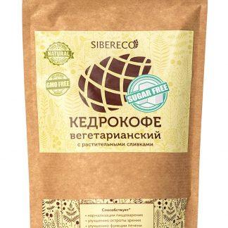 Кедрокофе Вегетарианский на растительных сливках без сахара 250гр