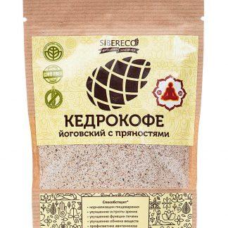 Кедрокофе Йоговский с пряностями 90гр