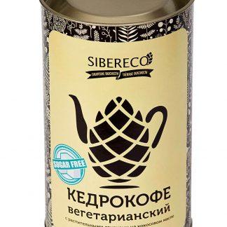 Кедрокофе Вегетарианский на растительных сливках (без сахара) 500гр