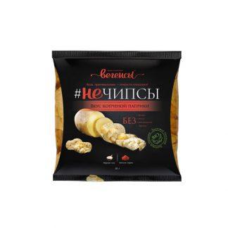 """Картофель сушёный """"Нечипсы"""" с копчёной паприкой и морской солью Вегенсы"""