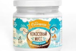 """Мусс десертный """"Кокосовый"""" 170 гр. Coconessa"""