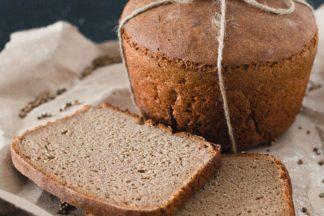 Цельнозерновой Ржаной хлеб на закваске