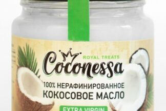 Масло кокосовое нерафинированное 100% 160гр. Coconessa