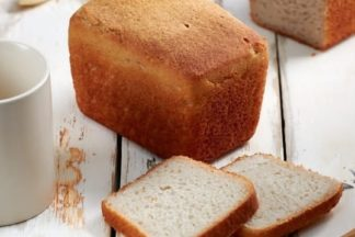 Хлеб рисовый на закваске без глютена
