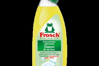 """Очиститель унитазов """"Лимон"""" Frosch"""