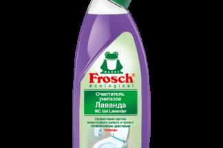 """Очиститель унитазов """"Лаванда"""" Frosch"""
