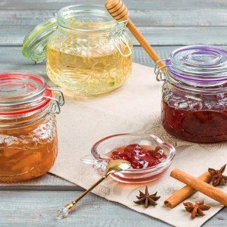Варенья, мармелад, мёд