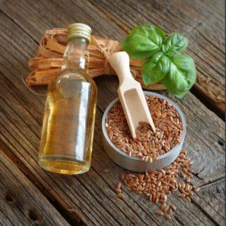 Сыродавленное масло из семян льна Vivit