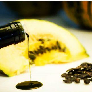 Сыродавленное масло из семян штирийской тыквы Vivit