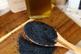 Семена кунжута черного 150гр Vivit