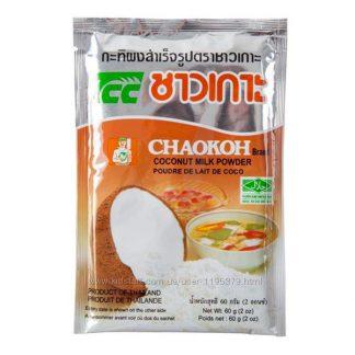 Кокосовое сухое молоко Chaokoh 60гр