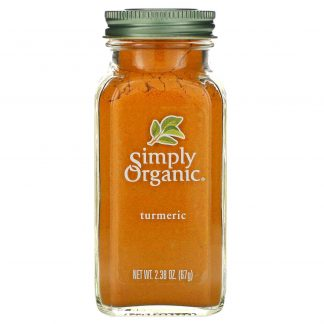 Куркума Simply Organic 67гр