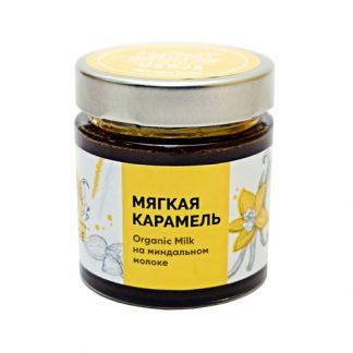 "Карамель ""Organic milk"" VerJe 200гр"